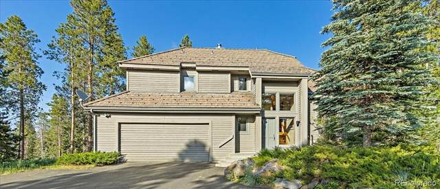8778 William Cody Drive, Evergreen, CO 80439 (#7701360) :: The Gilbert Group