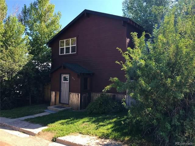 319 S Sharp Avenue, Oak Creek, CO 80467 (#7701567) :: The DeGrood Team