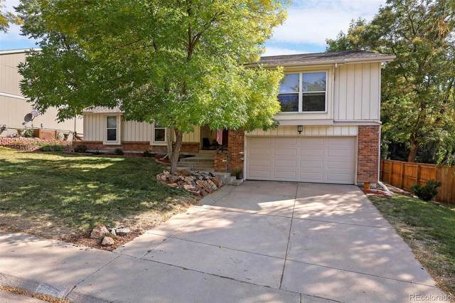 7184 S Saint Paul Street, Centennial, CO 80122 (MLS #7701648) :: 8z Real Estate