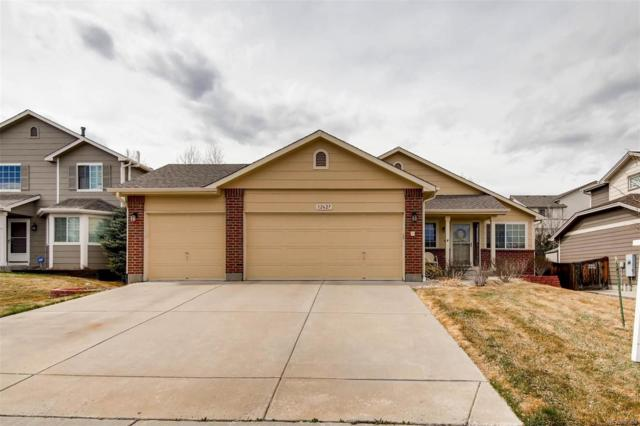 12627 Buckhorn Creek Street, Parker, CO 80134 (#7702644) :: The Peak Properties Group