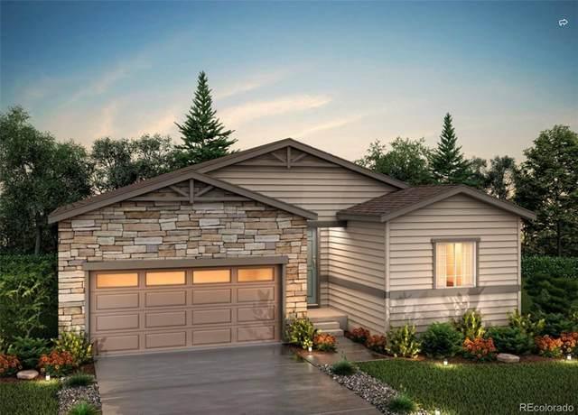 5277 Lumos Lane, Castle Rock, CO 80104 (#7702779) :: Berkshire Hathaway HomeServices Innovative Real Estate