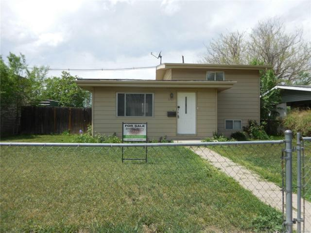 6781 Albion Street, Commerce City, CO 80022 (#7702780) :: House Hunters Colorado