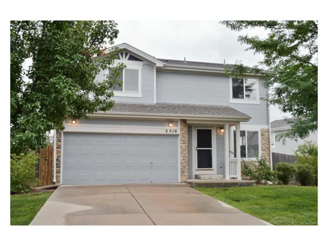 2510 S Genoa Street, Aurora, CO 80013 (MLS #7703240) :: 8z Real Estate