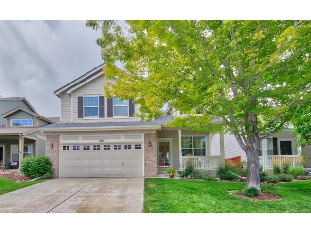1065 Mulberry Lane, Highlands Ranch, CO 80129 (#7703278) :: The Peak Properties Group