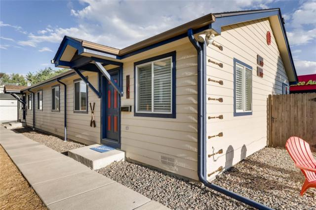 1522 Vrain Street, Denver, CO 80204 (#7703295) :: The Galo Garrido Group