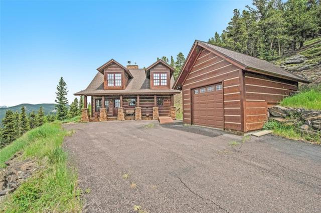 1 Hill Circle, Evergreen, CO 80439 (MLS #7703299) :: Kittle Real Estate