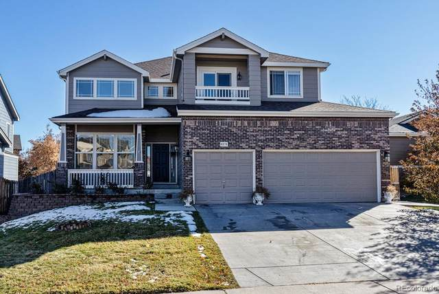 6376 S Ukraine Court, Aurora, CO 80015 (#7703312) :: The HomeSmiths Team - Keller Williams
