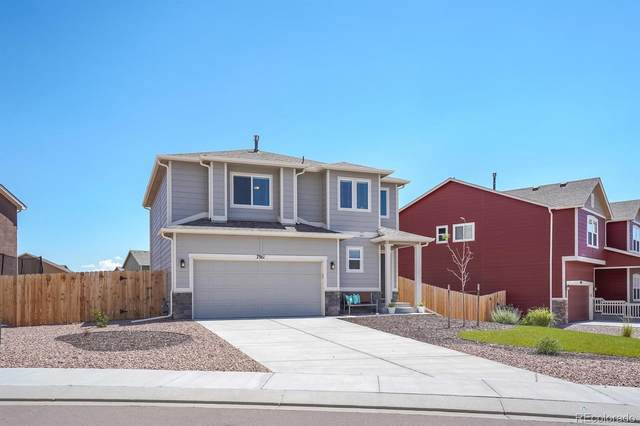 7911 Maiden, Peyton, CO 80831 (#7703920) :: My Home Team