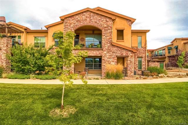 2320 Primo Road #101, Highlands Ranch, CO 80129 (#7704626) :: The HomeSmiths Team - Keller Williams