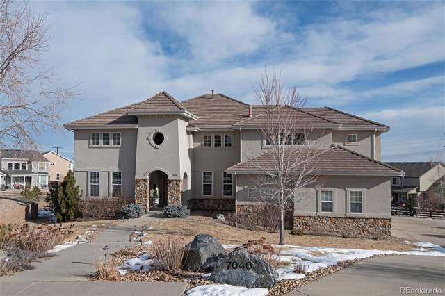 7040 Azurite Court, Castle Rock, CO 80108 (#7704808) :: The Healey Group