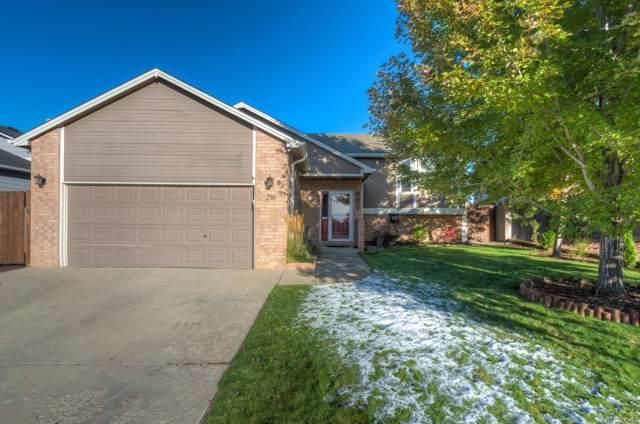 216 Hawthorn Street, Frederick, CO 80530 (MLS #7705062) :: Kittle Real Estate