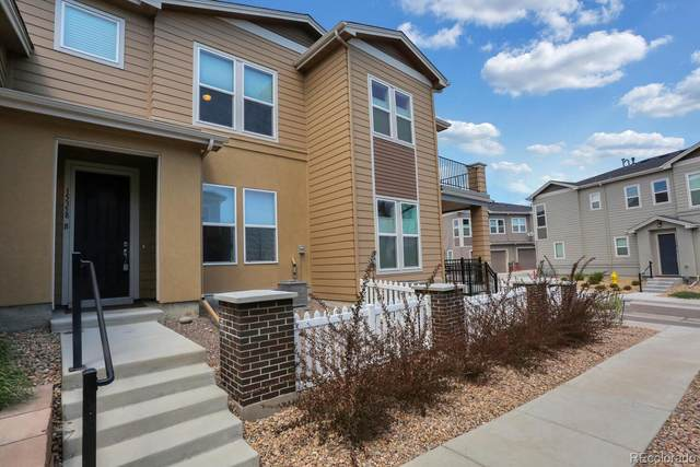 15358 W 64th Drive B, Arvada, CO 80007 (MLS #7705412) :: 8z Real Estate