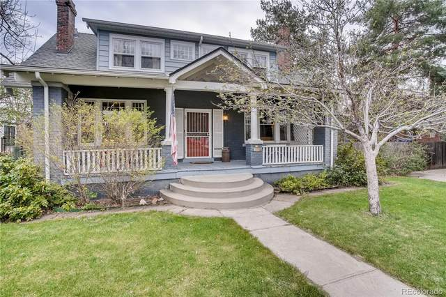 2324 S Columbine Street, Denver, CO 80210 (MLS #7705575) :: The Sam Biller Home Team