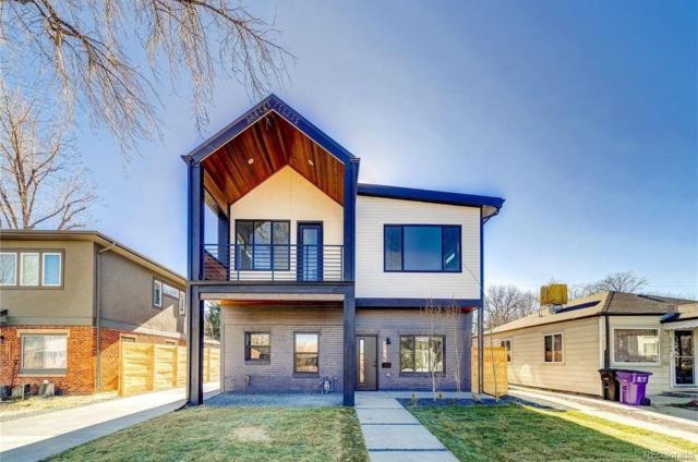3730 W Alice Place, Denver, CO 80211 (#7705689) :: Compass Colorado Realty