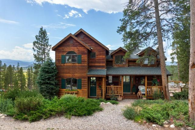 1610 County Road 452, Granby, CO 80446 (#7705716) :: The Pete Cook Home Group