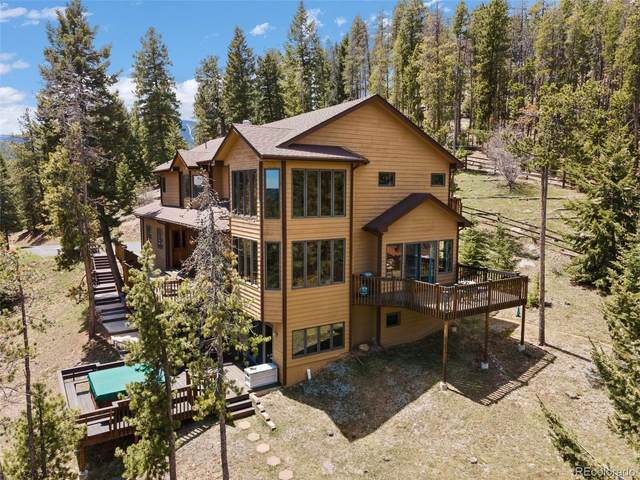32427 Little Cub Road, Evergreen, CO 80439 (#7706074) :: The DeGrood Team