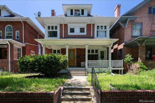 1275 N Ogden Street, Denver, CO 80218 (#7706187) :: Finch & Gable Real Estate Co.