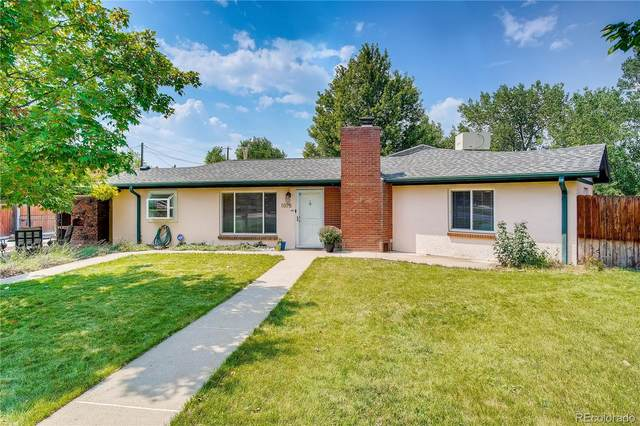 1075 S Dudley Street, Lakewood, CO 80226 (#7706387) :: The DeGrood Team