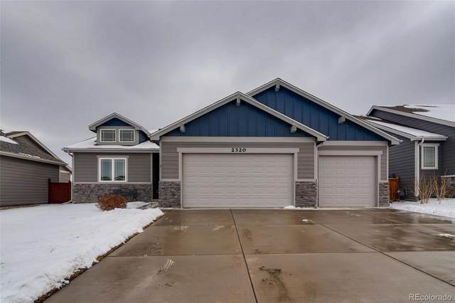 2320 73rd Avenue Place, Greeley, CO 80634 (#7706491) :: The Harling Team @ HomeSmart