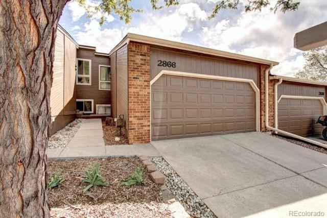 2866 W Bryant Place, Littleton, CO 80120 (MLS #7706544) :: 8z Real Estate