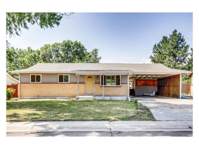 7030 W Oregon Drive, Lakewood, CO 80232 (MLS #7706642) :: 8z Real Estate