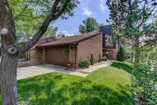 6969 W Yale Avenue #22, Denver, CO 80227 (MLS #7706743) :: 8z Real Estate