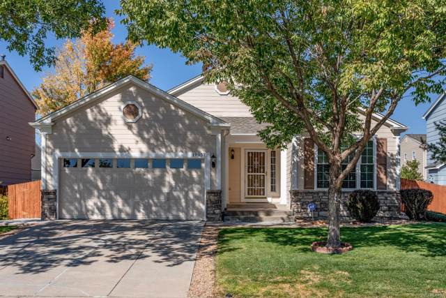 19057 E Ithaca Drive, Aurora, CO 80013 (#7706752) :: James Crocker Team