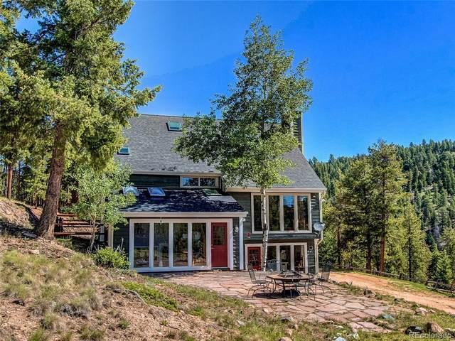 33827 Hemlock Lane, Evergreen, CO 80439 (#7707214) :: Mile High Luxury Real Estate
