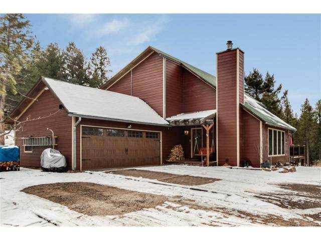 12237 Powhatan Trail, Conifer, CO 80433 (MLS #7707249) :: 8z Real Estate