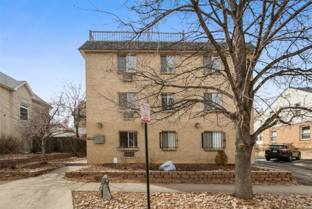 1135 Elizabeth Street #301, Denver, CO 80206 (#7707253) :: Bring Home Denver