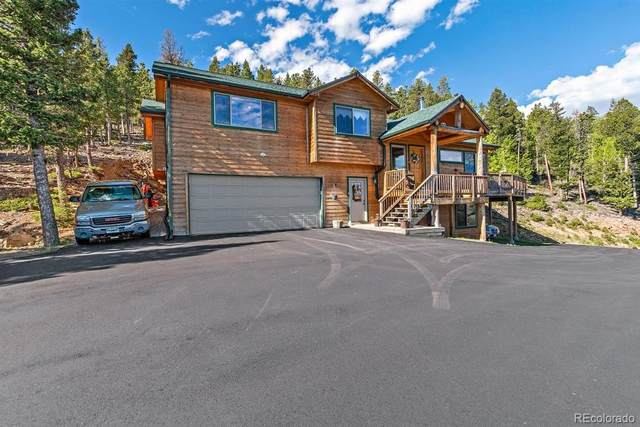 610 Sawmill Creek Road, Evergreen, CO 80439 (#7707374) :: Arnie Stein Team | RE/MAX Masters Millennium