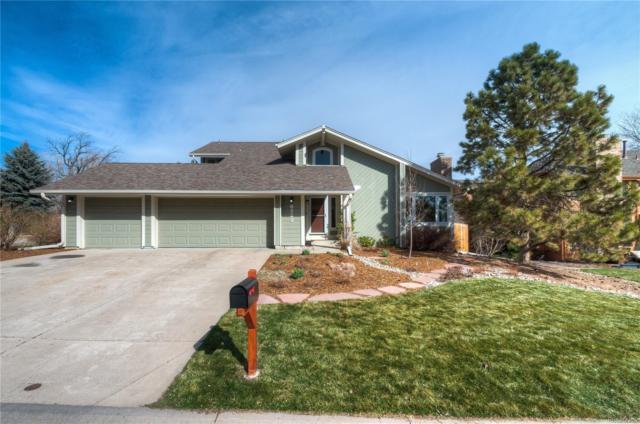 6223 E Phillips Place, Centennial, CO 80112 (#7707578) :: Compass Colorado Realty