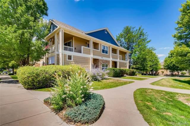 3375 Boulder Circle #202, Broomfield, CO 80023 (MLS #7707887) :: The Sam Biller Home Team
