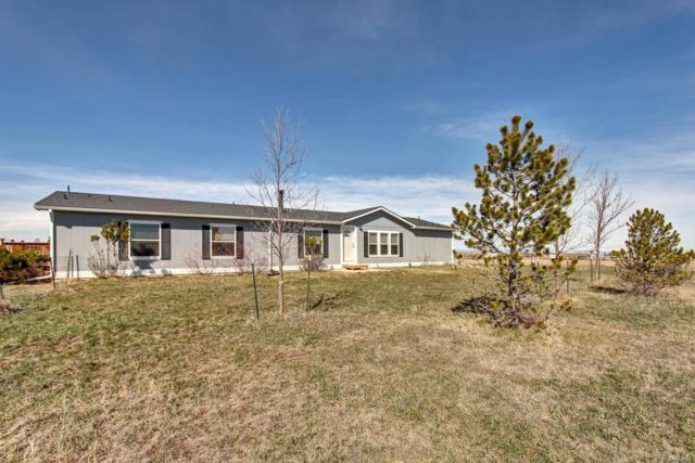 22707 Eagle Drive, Elbert, CO 80106 (MLS #7708689) :: 8z Real Estate