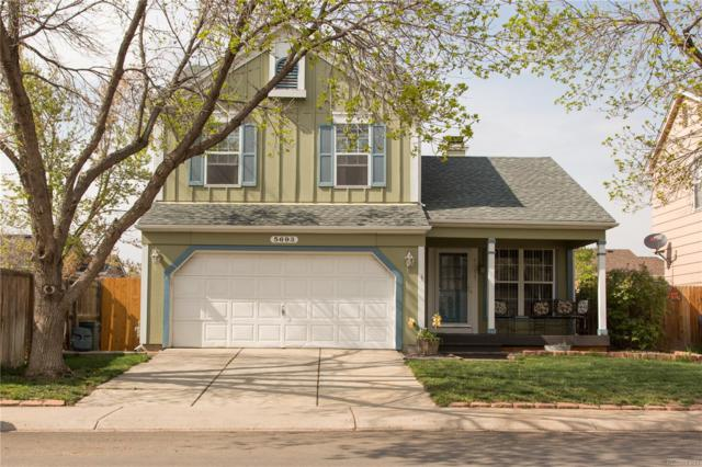 5693 E 121st Place, Thornton, CO 80602 (MLS #7708808) :: 8z Real Estate