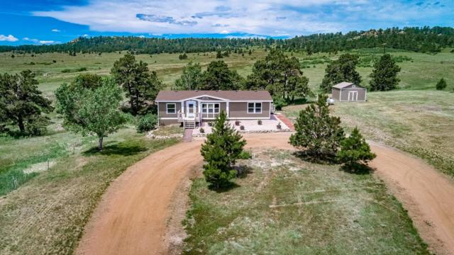 22999 County Road 53, Elbert, CO 80106 (#7708868) :: The Gilbert Group