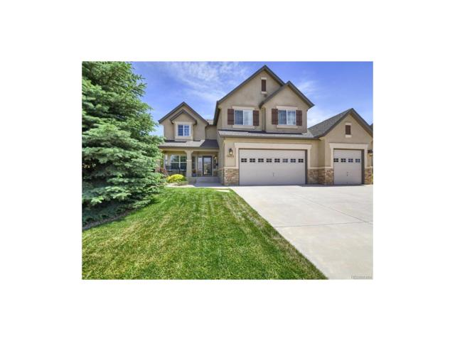 15823 Agate Creek Drive, Monument, CO 80132 (MLS #7709302) :: 8z Real Estate