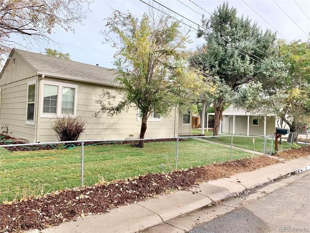 1600 Jamaica Street, Aurora, CO 80010 (MLS #7709371) :: Kittle Real Estate