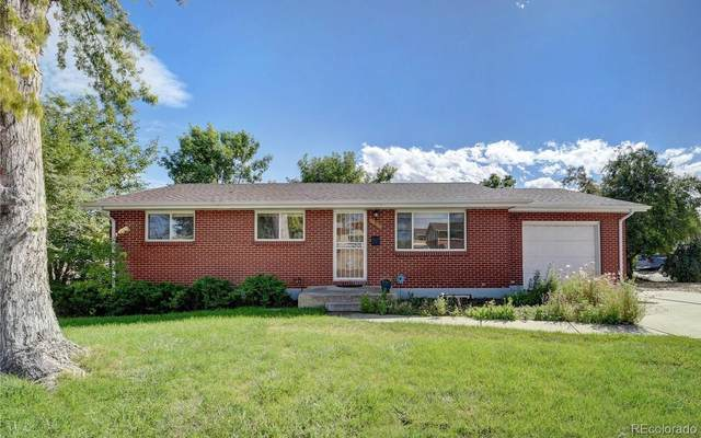 9736 W 54th Avenue, Arvada, CO 80002 (#7709715) :: The Gilbert Group