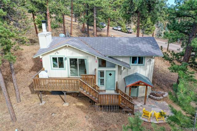 7179 Ponderosa Court, Evergreen, CO 80439 (#7709864) :: James Crocker Team
