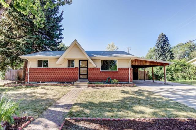497 S Robb Way, Lakewood, CO 80226 (#7709943) :: Mile High Luxury Real Estate