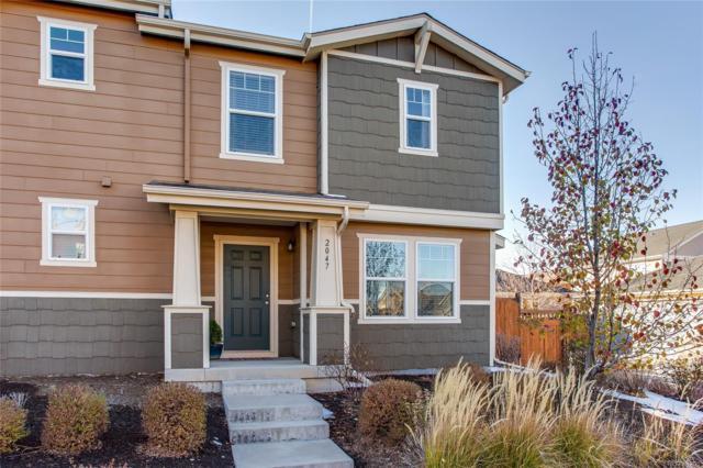 2047 Trenton Street, Denver, CO 80238 (#7710027) :: Sellstate Realty Pros