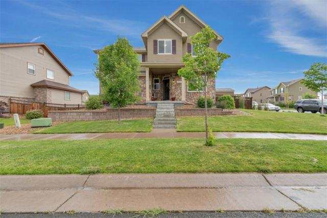 19695 E 62nd Place, Aurora, CO 80019 (MLS #7710549) :: 8z Real Estate