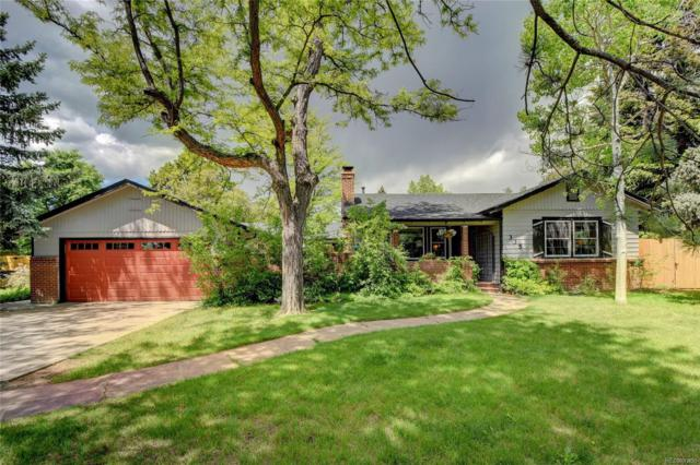 335 Balsam Street, Lakewood, CO 80226 (#7711375) :: The Peak Properties Group