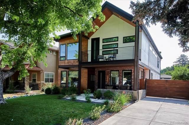 1110 Jasmine Street, Denver, CO 80220 (MLS #7711624) :: Find Colorado