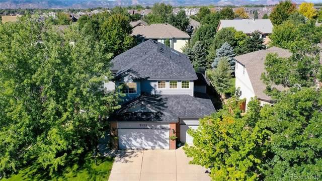 7653 S Overlook Way, Littleton, CO 80128 (#7712083) :: The HomeSmiths Team - Keller Williams