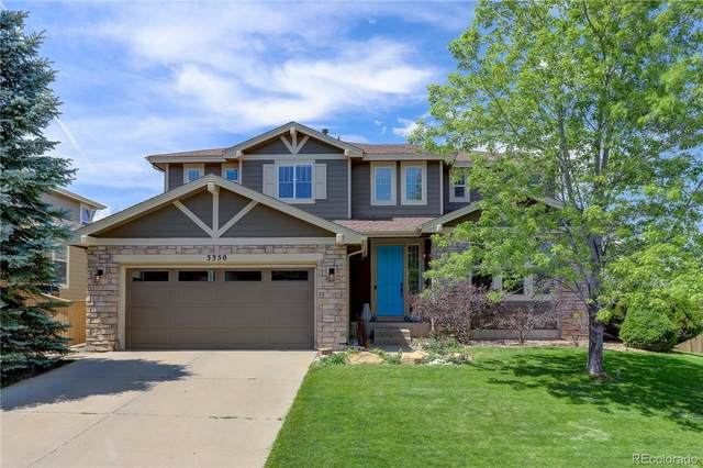 3350 Darlington Circle, Highlands Ranch, CO 80126 (MLS #7713224) :: 8z Real Estate