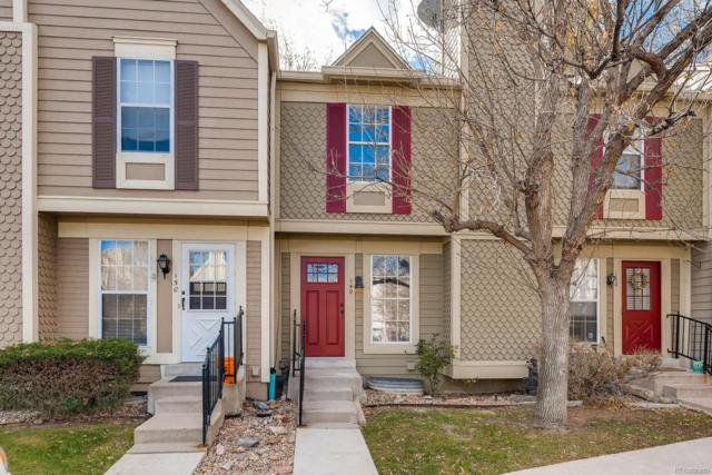 1811 S Quebec Way #149, Denver, CO 80231 (#7713465) :: Sellstate Realty Pros