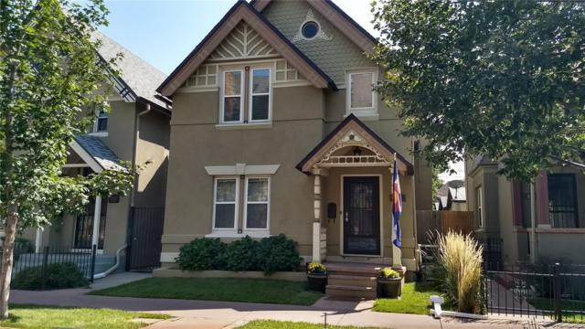 924 E 22nd Avenue, Denver, CO 80205 (#7713544) :: The City and Mountains Group