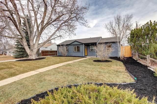 3310 S Elm Street, Denver, CO 80222 (#7713896) :: Venterra Real Estate LLC
